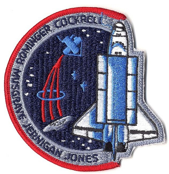Patch, Mission, STS-80
