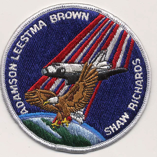 Patch, Mission, STS-28