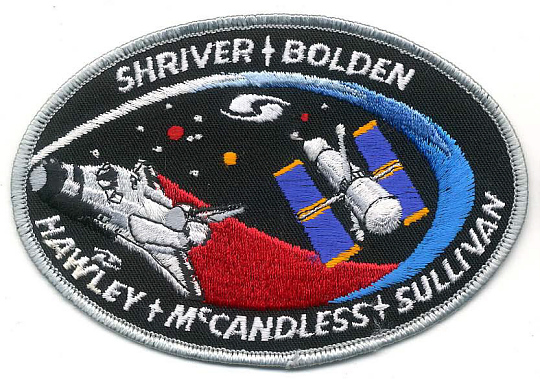 Patch, Mission, STS-31