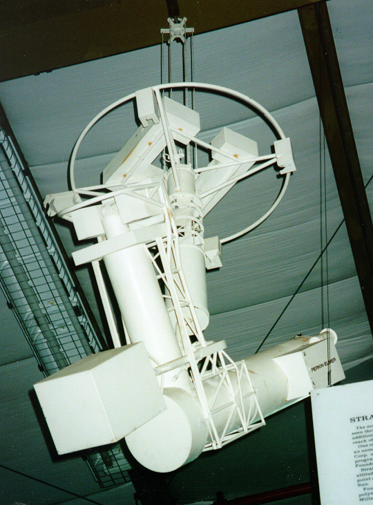 Model, Telescope, Stratoscope II, 1:6