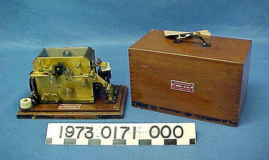Transmitter/Receiver, Telegraph Training Equipment, Japanese, Mark 2