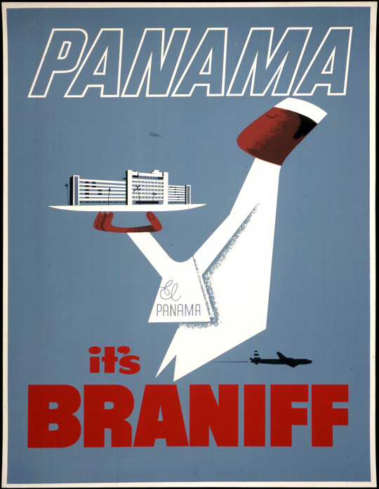 Panama It's Braniff