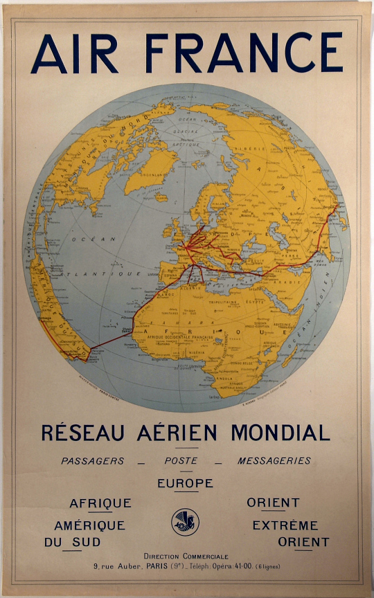 Air France Reseau Aérien Mondial
