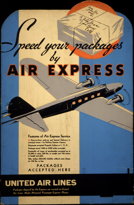 Speed Your Packages By Air Express