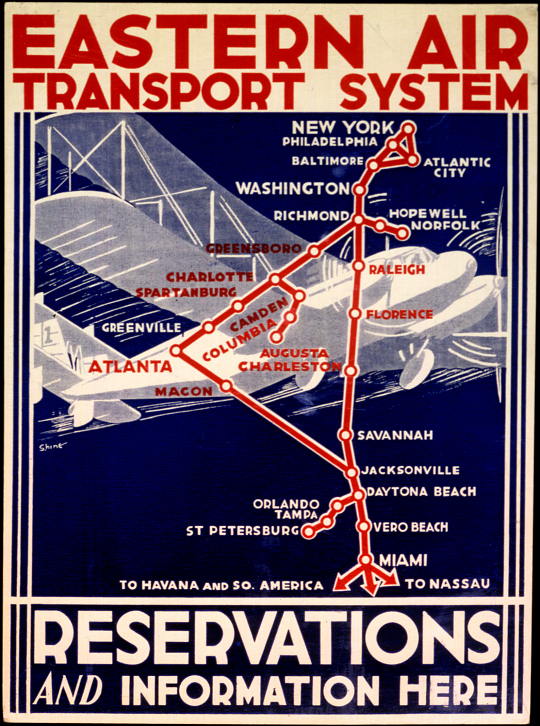 Eastern Air Transport System Reservations and Information Here