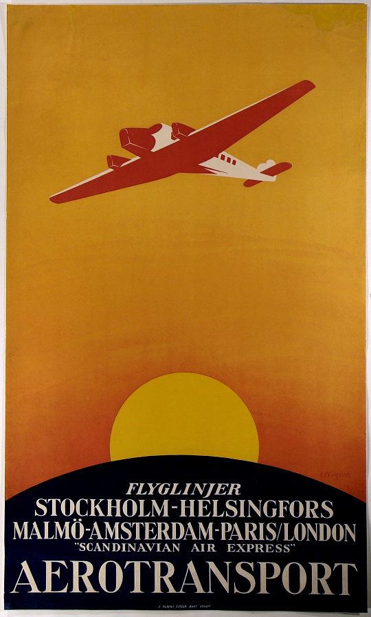 Aerotransport Flylinjer