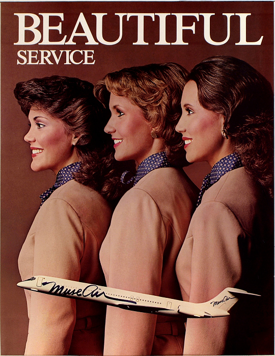 Muse Air Beautiful Service
