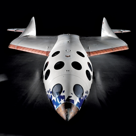 SpaceShipOne Nose
