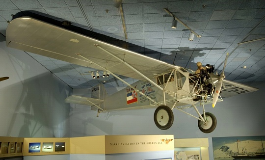 Curtiss Robin J-1 (Model 50H)