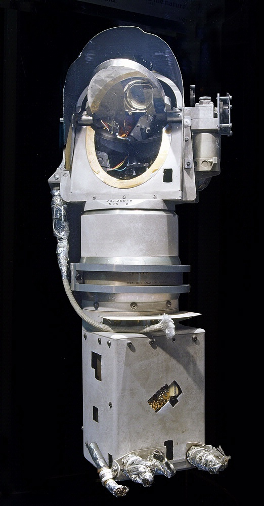 Surveyor III Television Camera