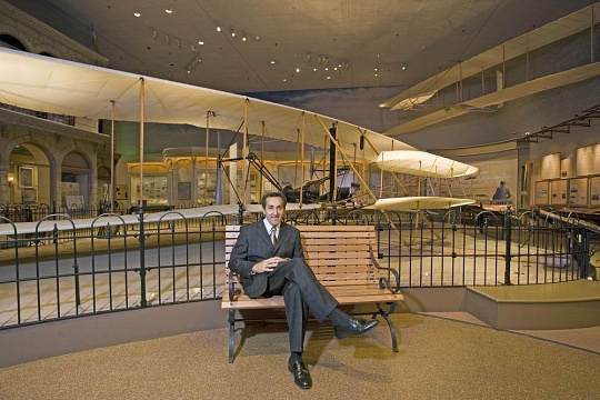 Peter Jakab and the 1903 Wright Flyer