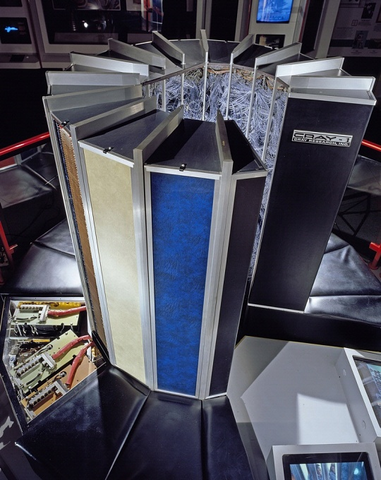 CRAY-1 Supercomputer
