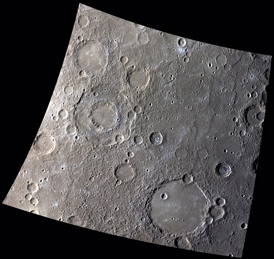 Mercury's Peak-Ring Basins