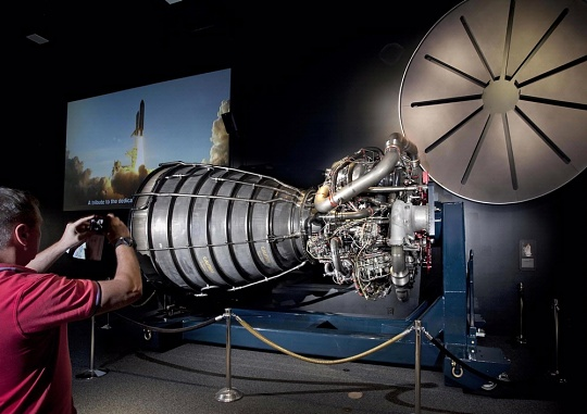 Space Shuttle Main Engine