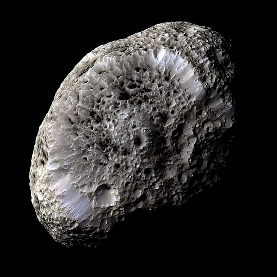Saturn's Satellite Hyperion