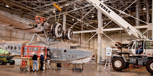 Sikorsky JRS-1 Assembly
