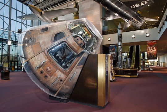 Apollo 11 Command Module <em>Columbia</em>