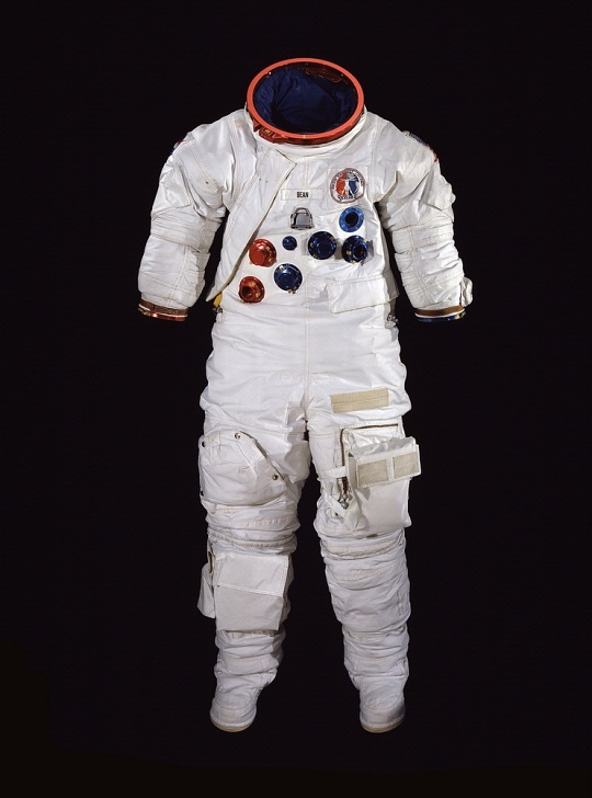 Alan Bean Spacesuit