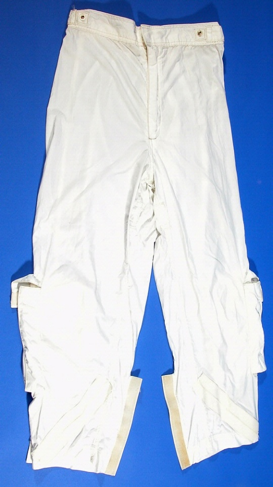 Aldrin's Inflight Coverall Trousers