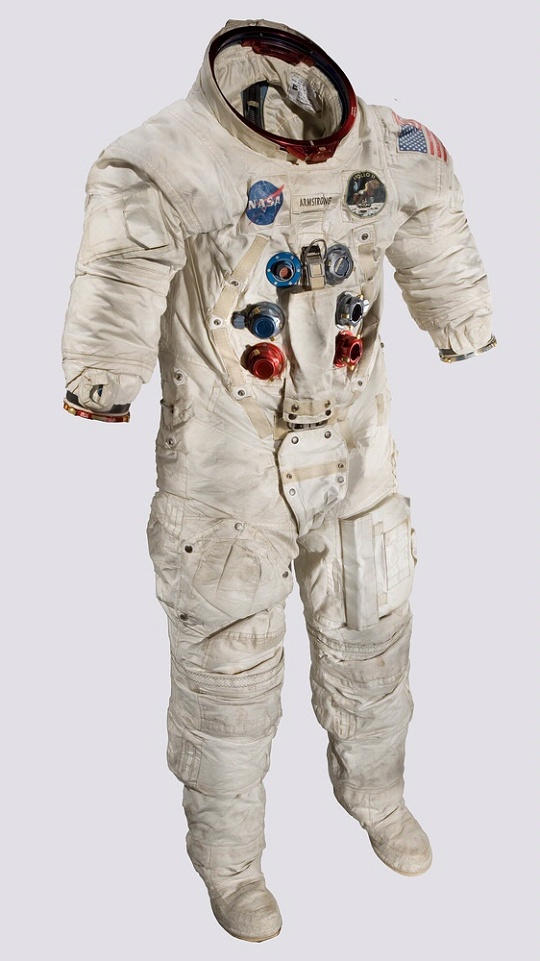 Armstrong Apollo 11 Space Suit
