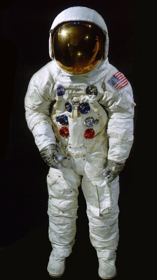Aldrin Apollo 11 Space Suit