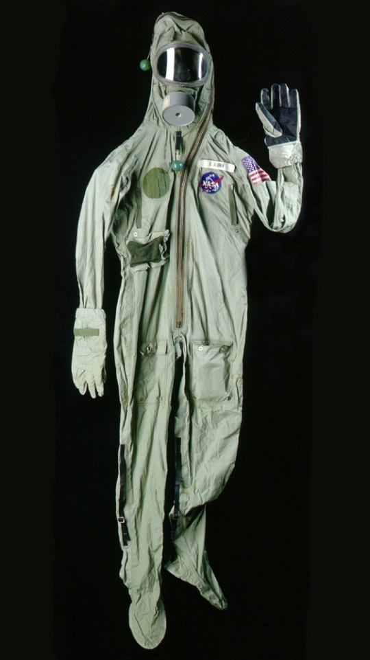 Apollo Aldrin Isolation Garment