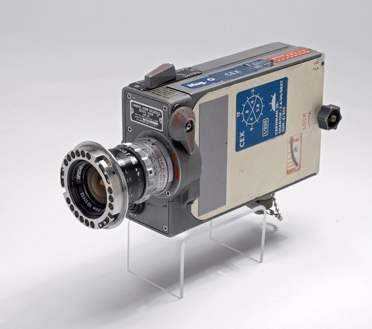 Apollo 12 Lunar Movie Camera