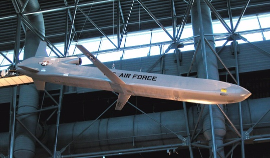 AGM-86B Cruise Missile