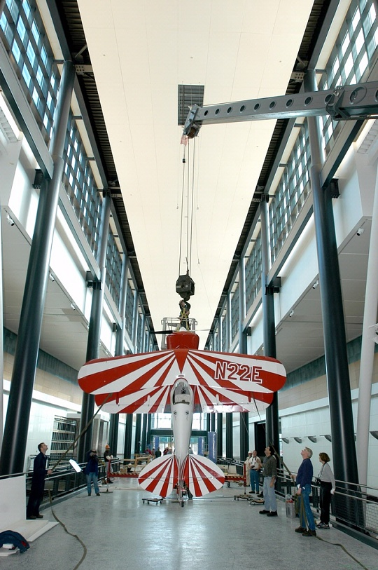 "Hanging the Pitts Special S-1C ""Little Stinker"""
