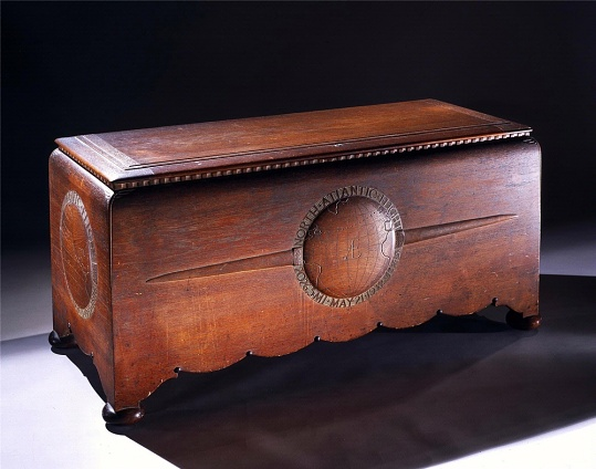 Amelia Earhart's Trophy Chest