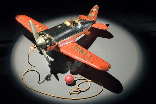 Lockheed Sirius Pull Toy
