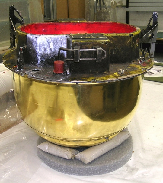 Discoverer XIII Satellite Reentry Capsule