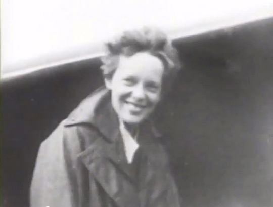 Amelia Earhart Departs on Solo Flight Across Atlantic, May 20, 1932
