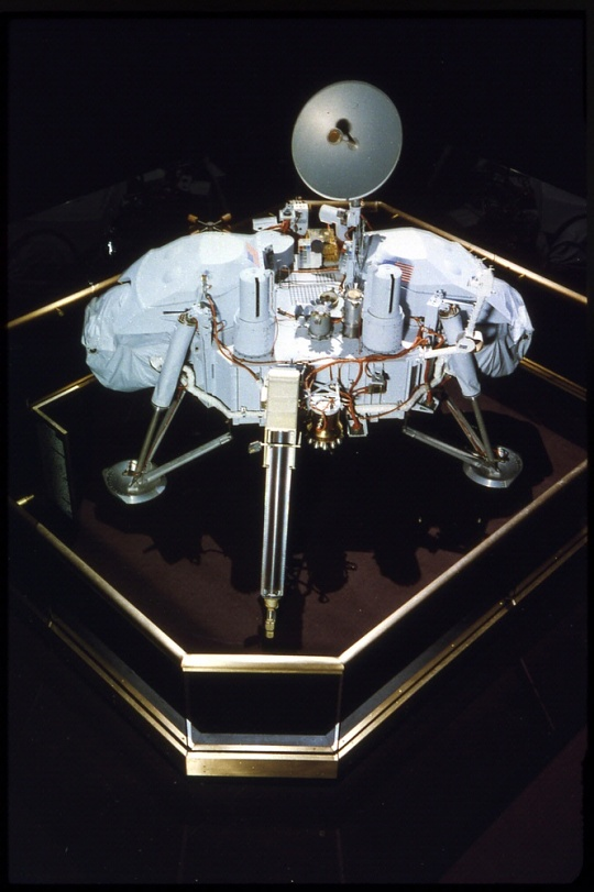 Viking Mars Lander (proof test article)