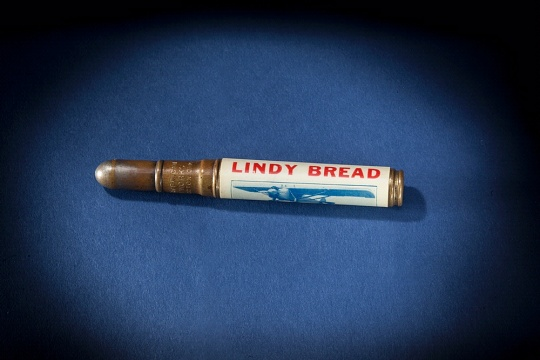 Lindy Bread Advertising Pencil