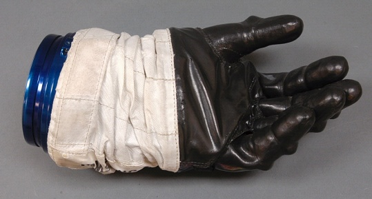 Armstrong's Left Glove