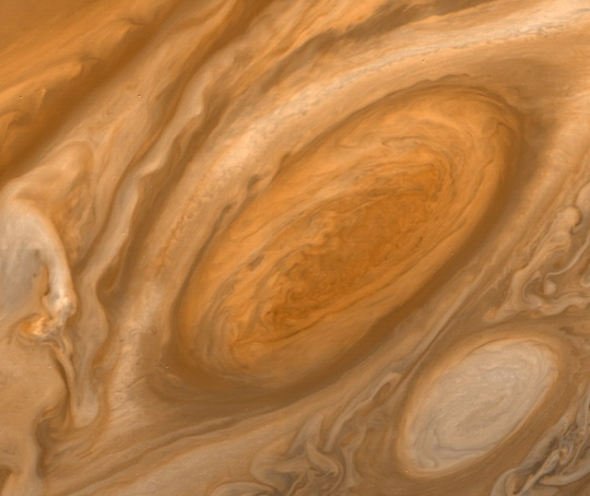 Jupiter - Great Red Spot Region