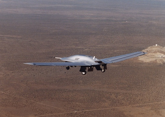 RQ-3A DarkStar in the Military Unmanned Aerial Vehicles (UAV)