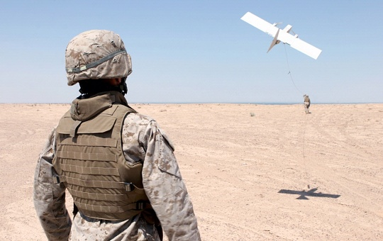 AeroVironment RQ-14A Dragon Eye