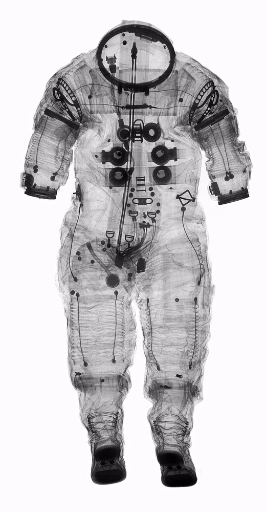 Alan Shepard's Apollo 14 Spacesuit