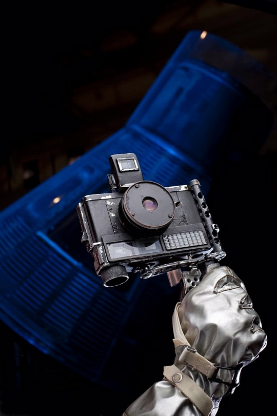John Glenn's Ansco Camera
