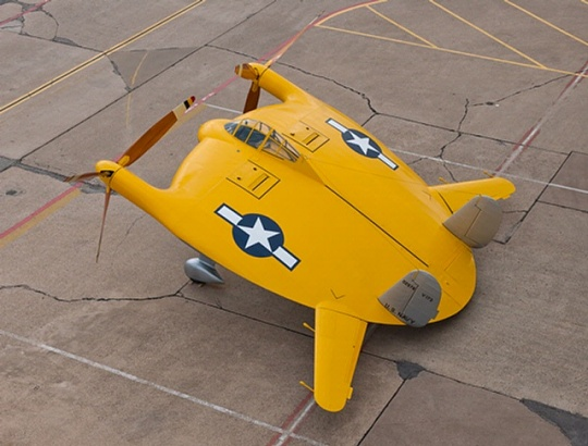 Vought V-173 Flying Pancake