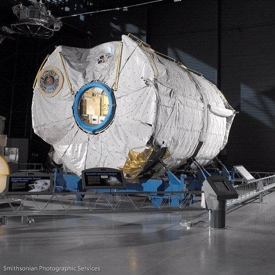 Spacelab Laboratory Module