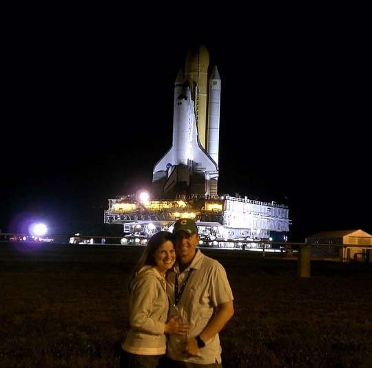 My Space Shuttle Memories: Launches and Landings