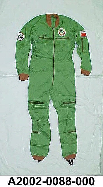 Salyut Spacesuit