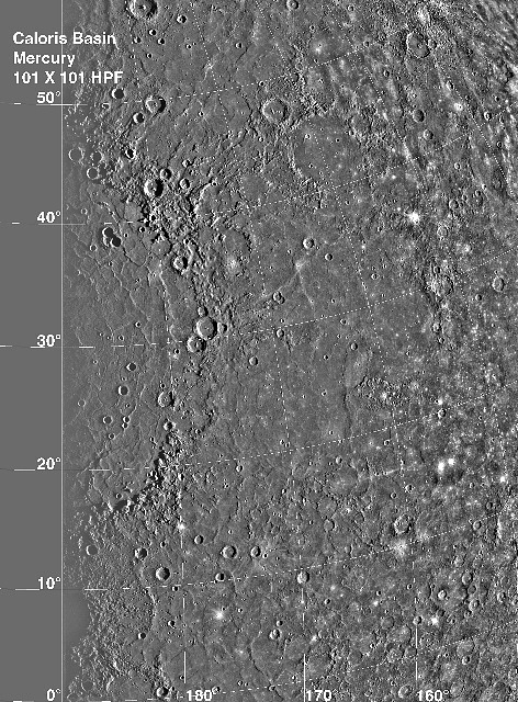 Mercury - Caloris Basin
