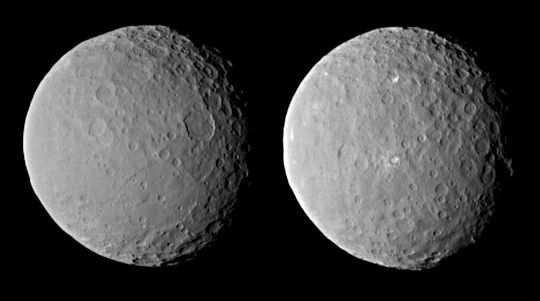 Dwarf Planet: Ceres