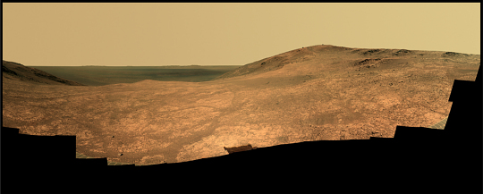 Mars' Marathon Valley