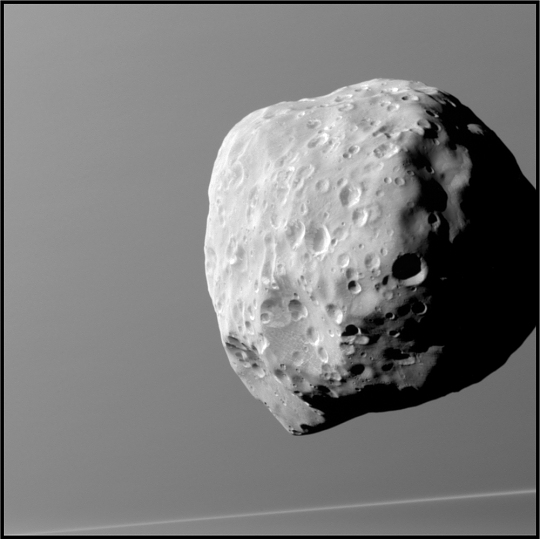 Saturn's Satellite Epimetheus
