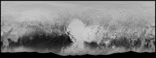 Pluto: A Global Perspective